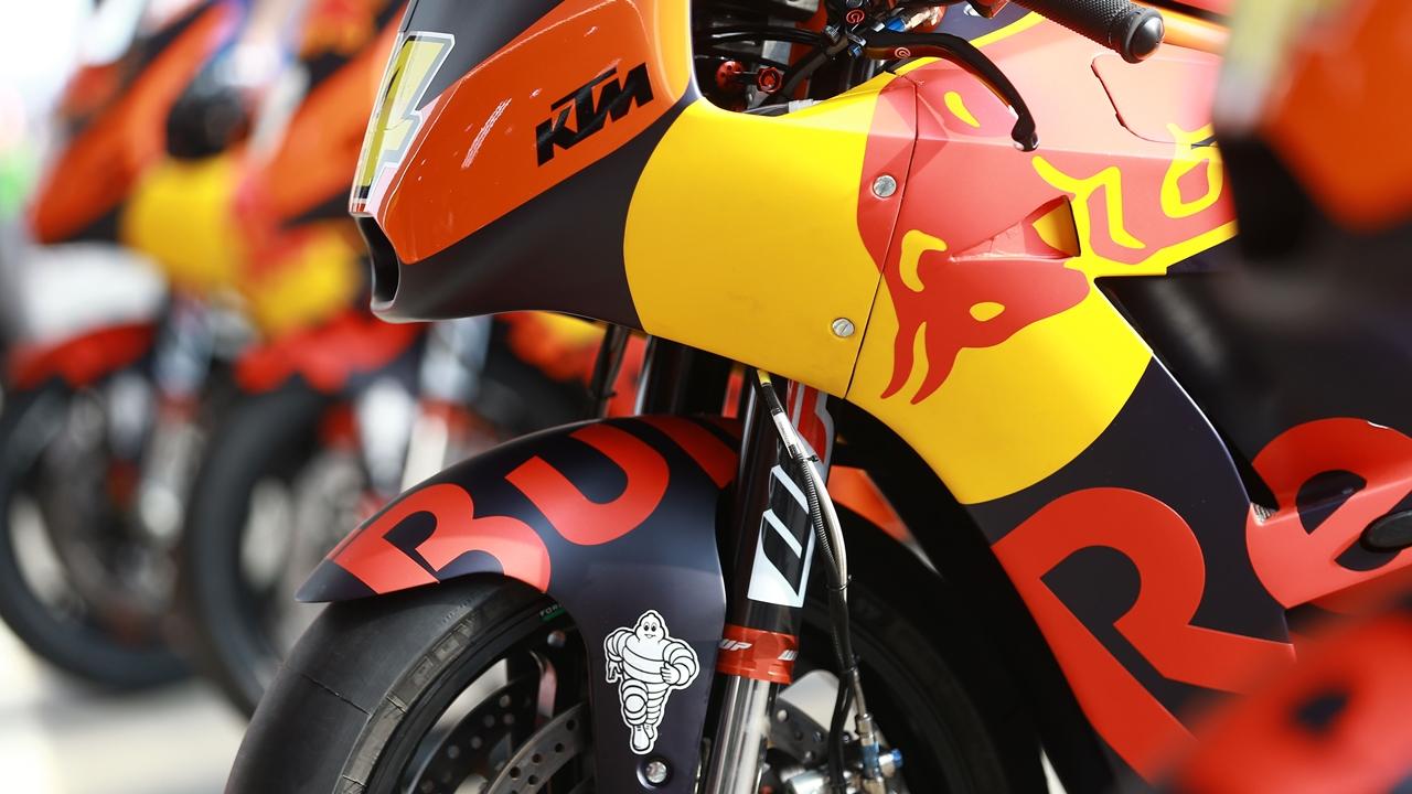 KTM en MotoGP 2017