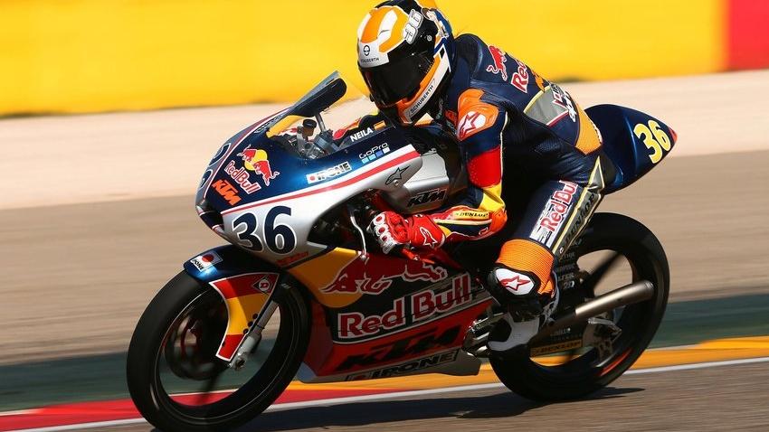 Beatriz Neila en la Red Bull Rookies Cup