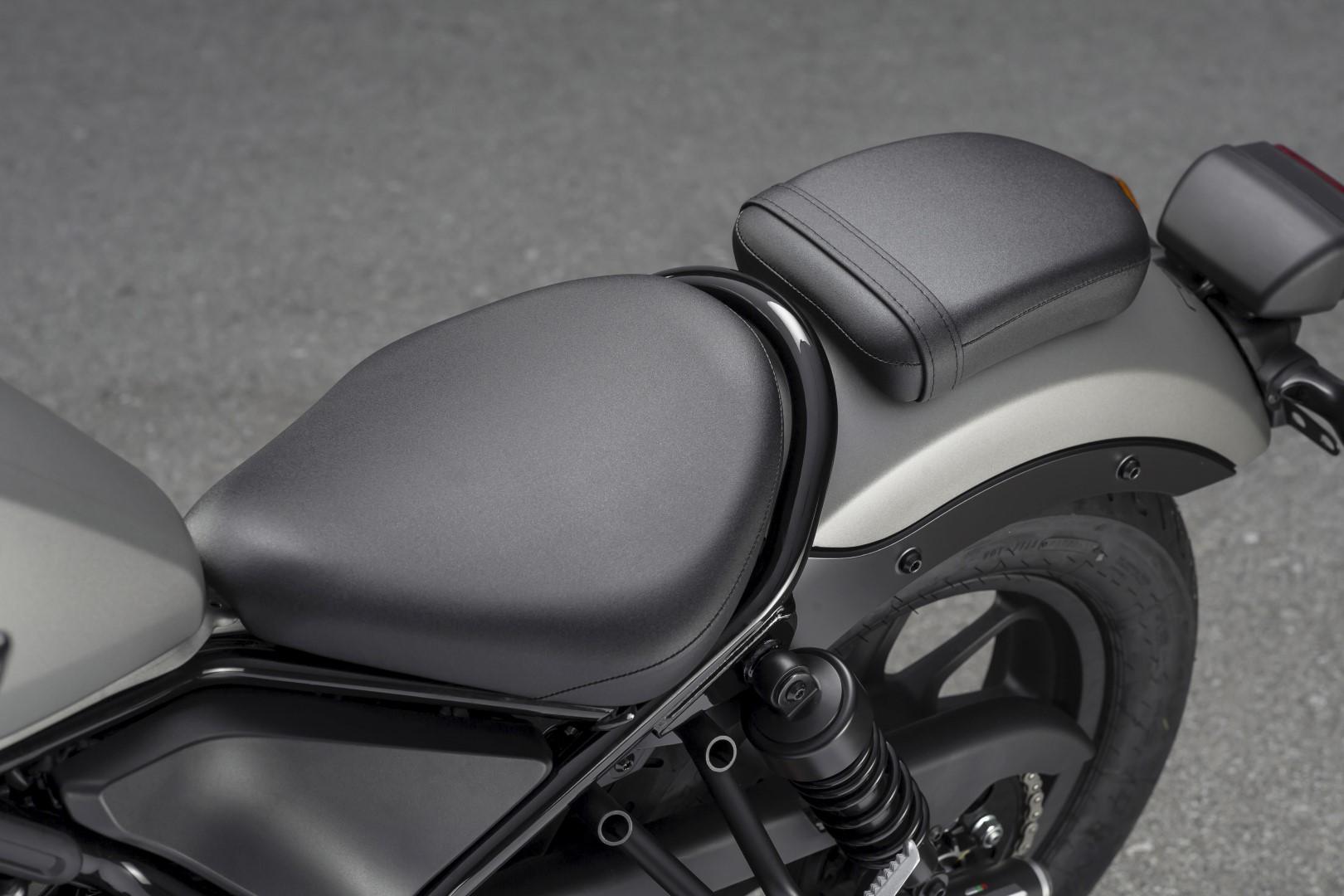 Honda Rebel, prueba, ficha técnica y primeras impresiones