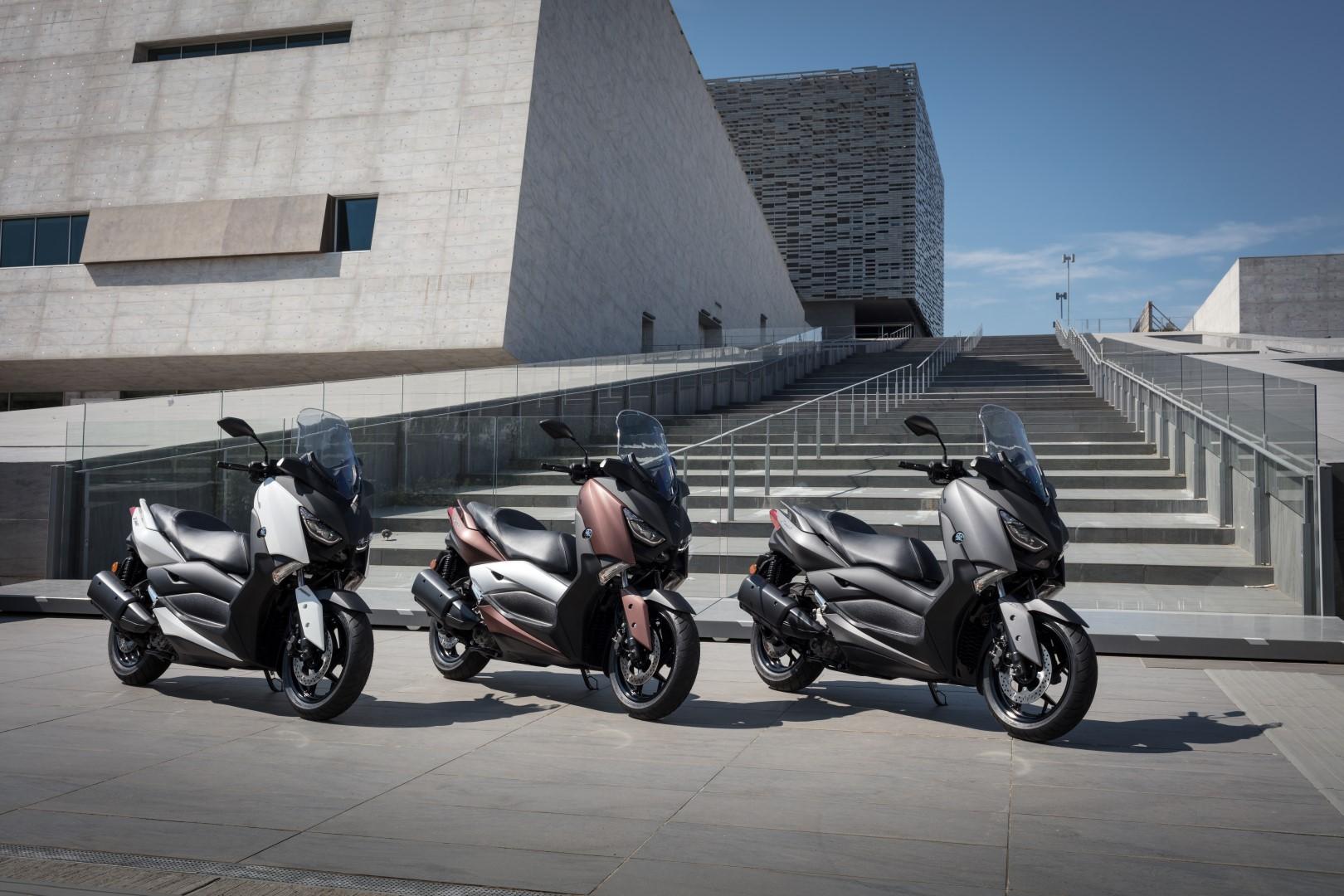 Yamaha X-MAX 300, prueba, ficha técnica y primeras impresiones