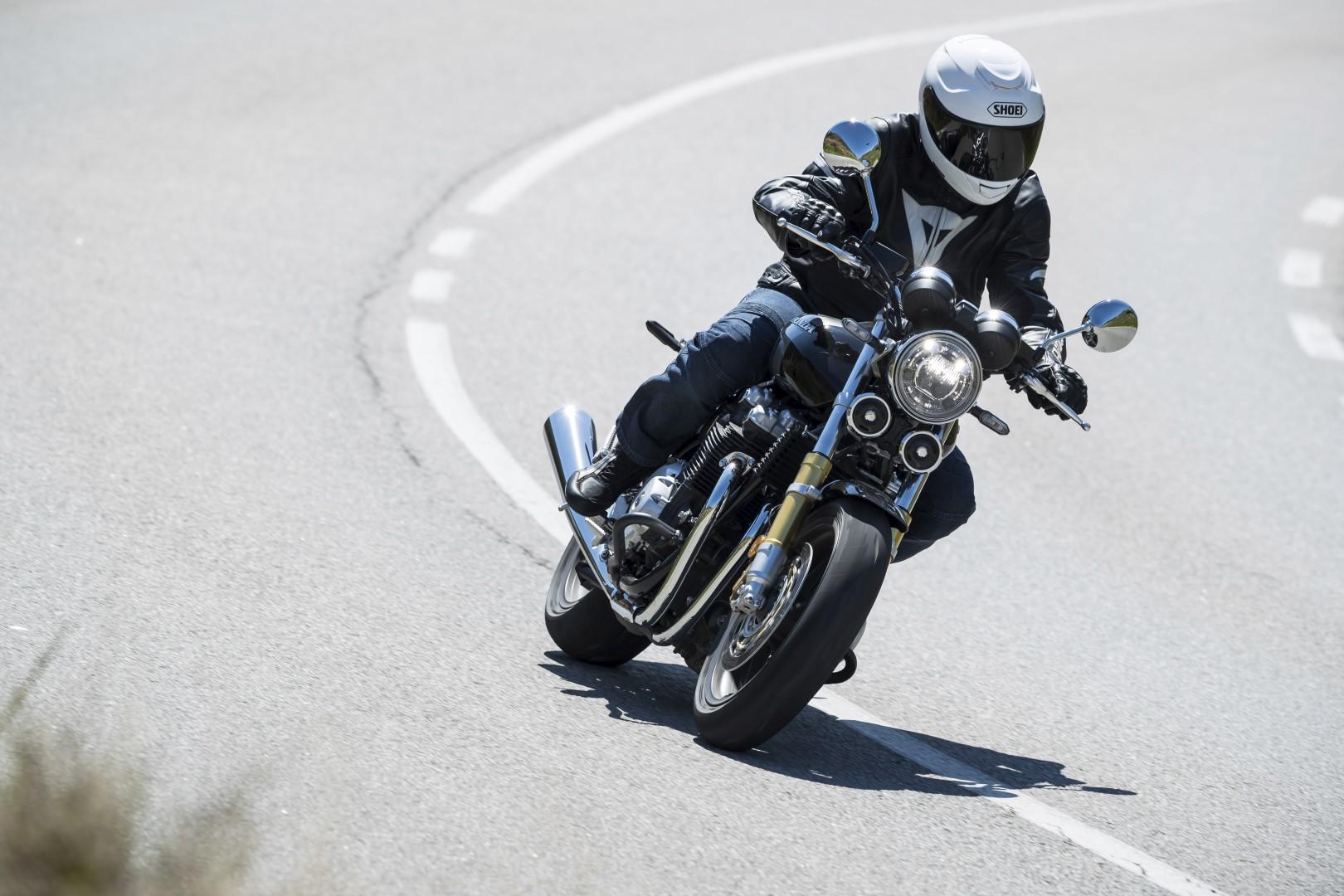 Honda CB1100RS y CB1100EX, prueba, ficha técnica y primeras impresiones