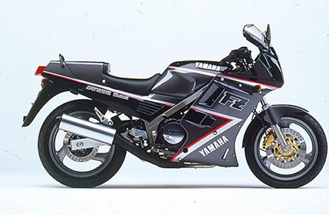 Yamaha FZ750, punto de inflexión