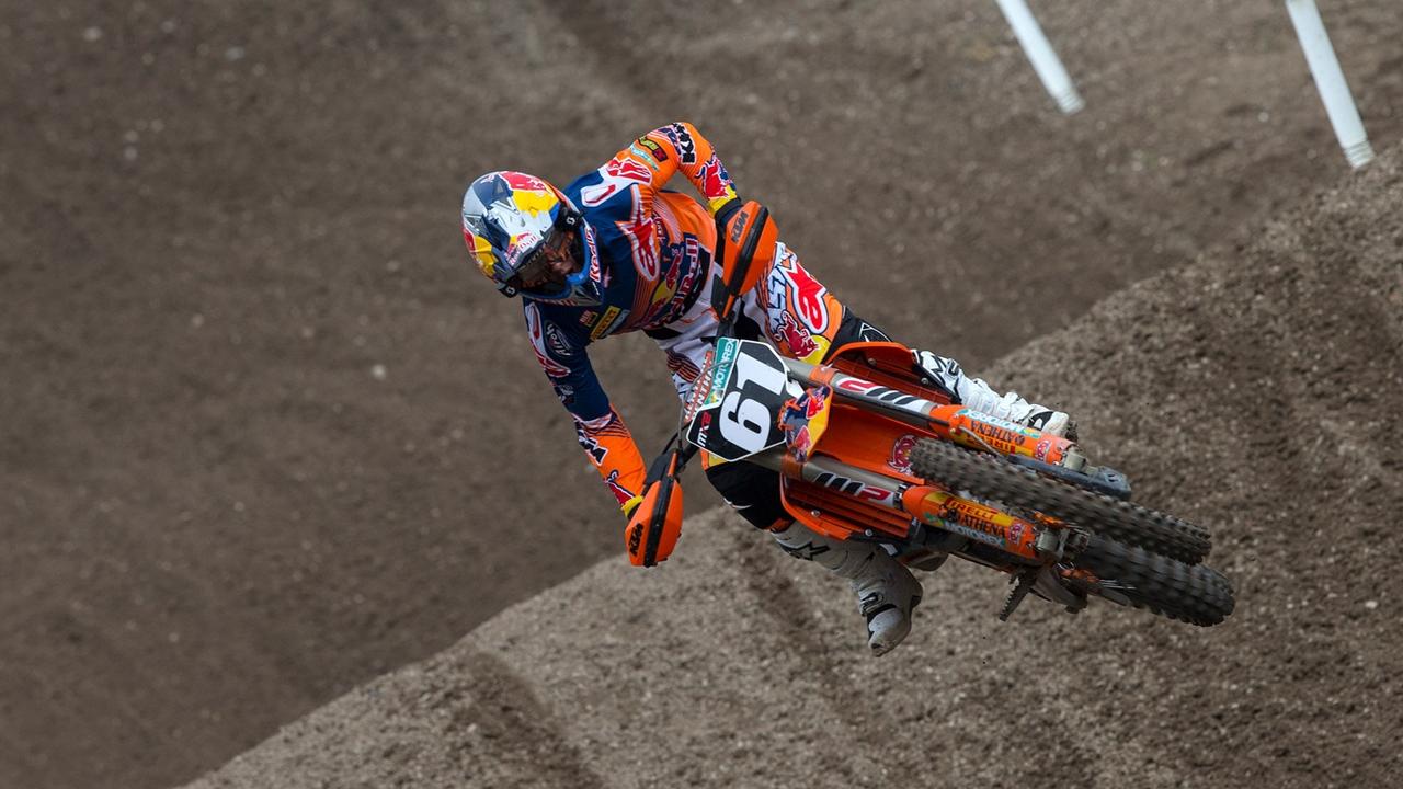 Jorge Prado MX2 Trentino 2017