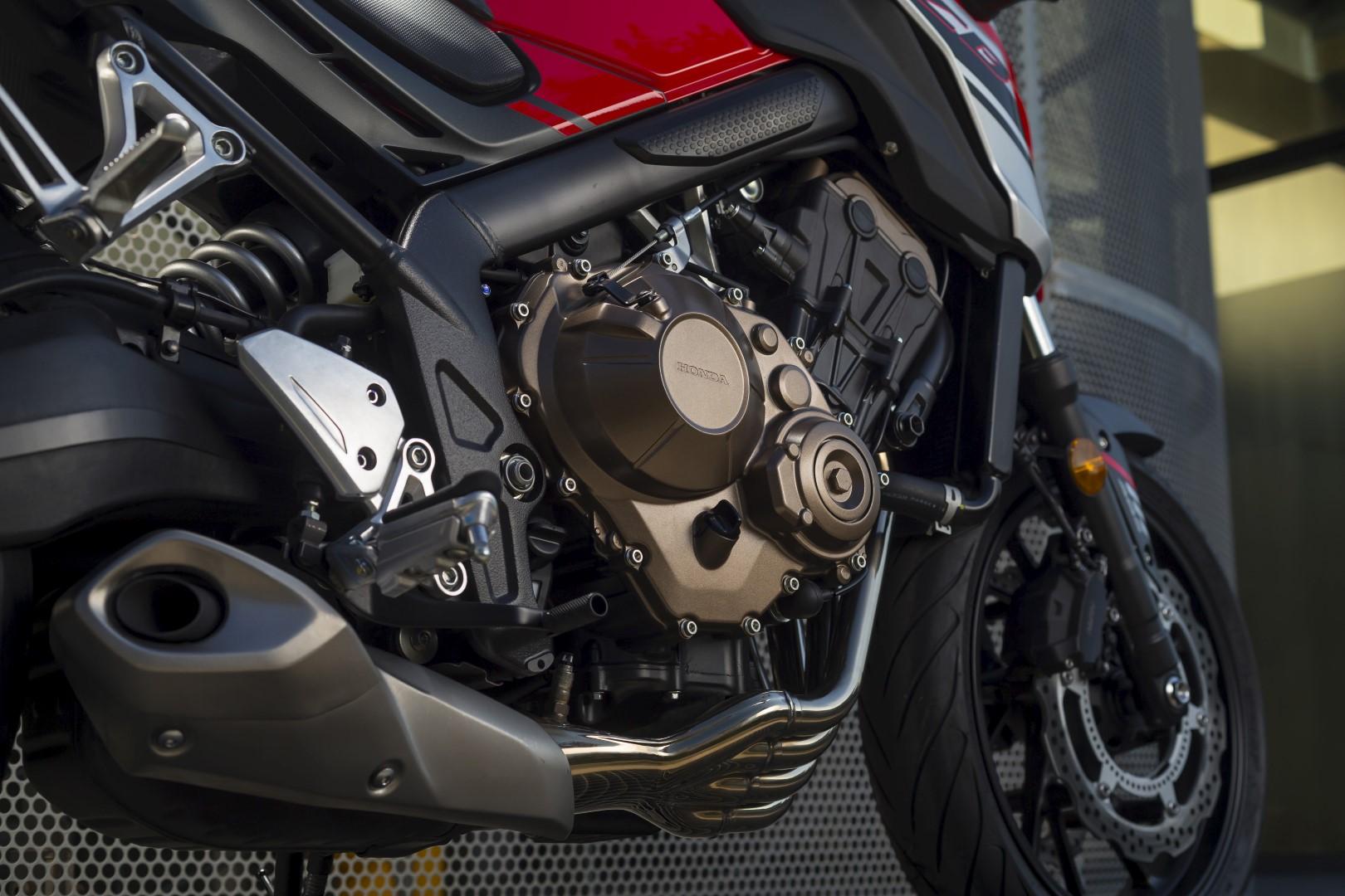 Honda CB650F & CBR650F