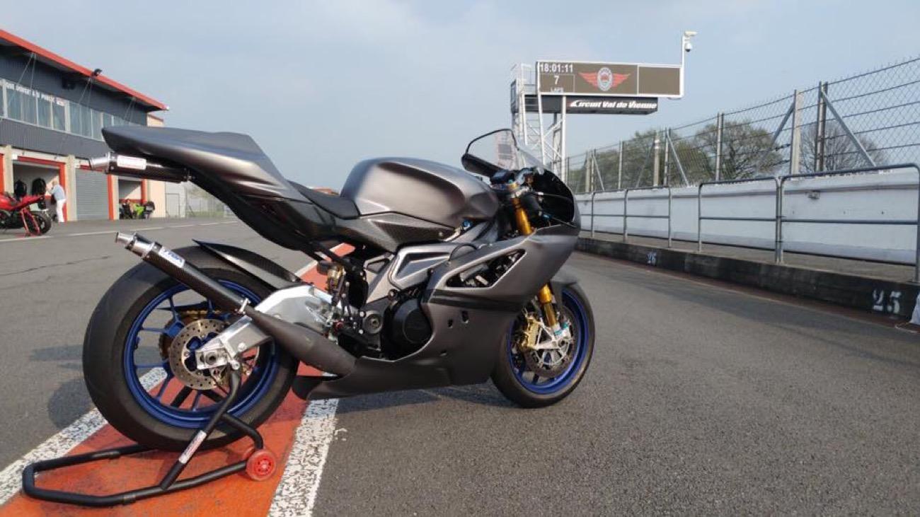 Aprilia RDV500, 500cc 2 tiempos