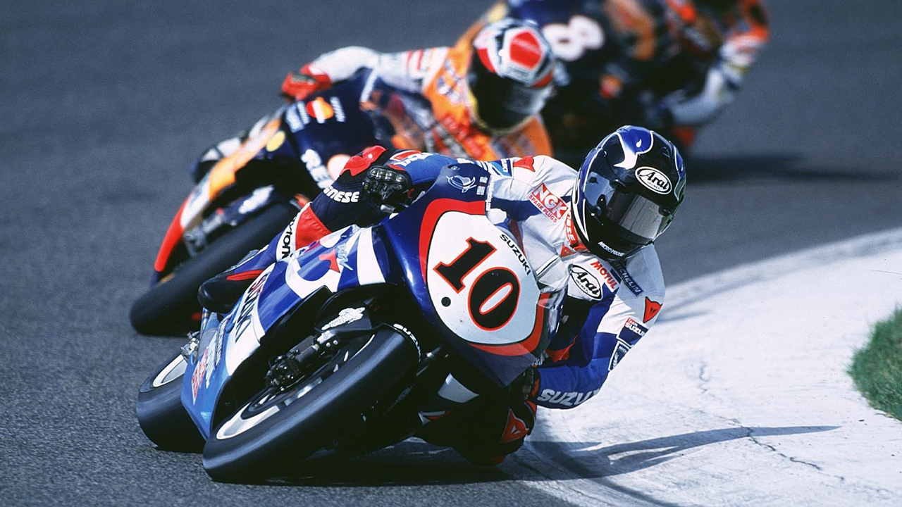 Kenny Roberts Jr, en fotos