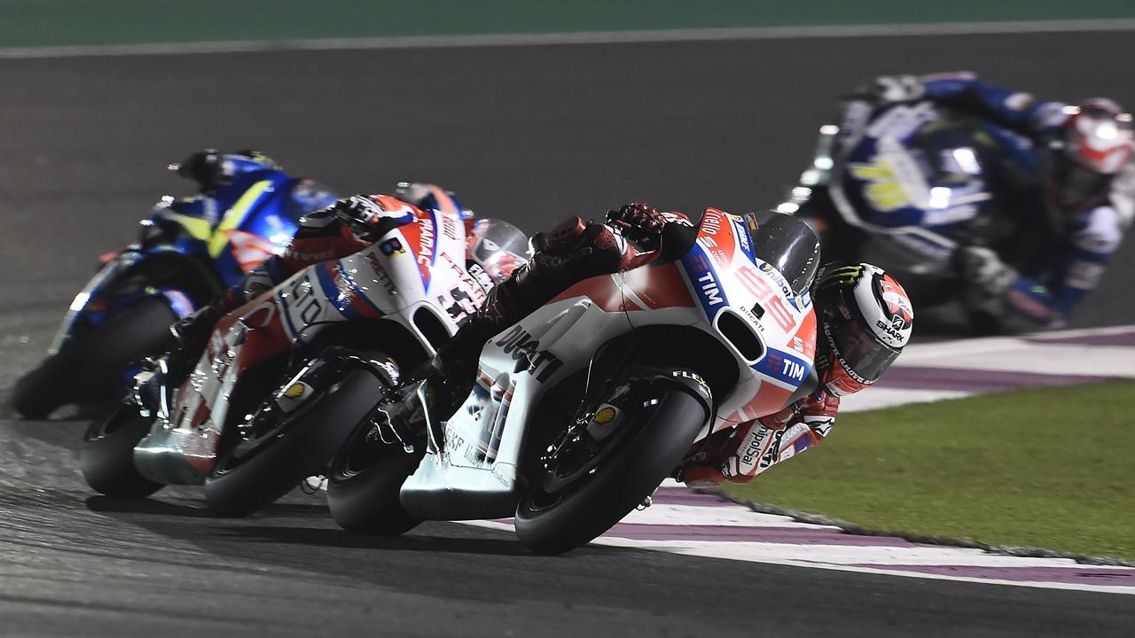 Ducati en MotoGP 2017