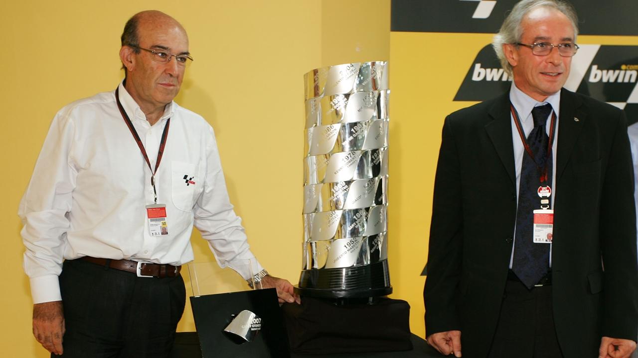 Carmelo Ezpeleta, en fotos