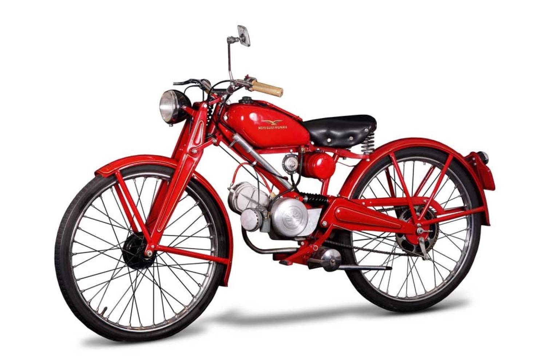 Moto Guzzi Hispania 65
