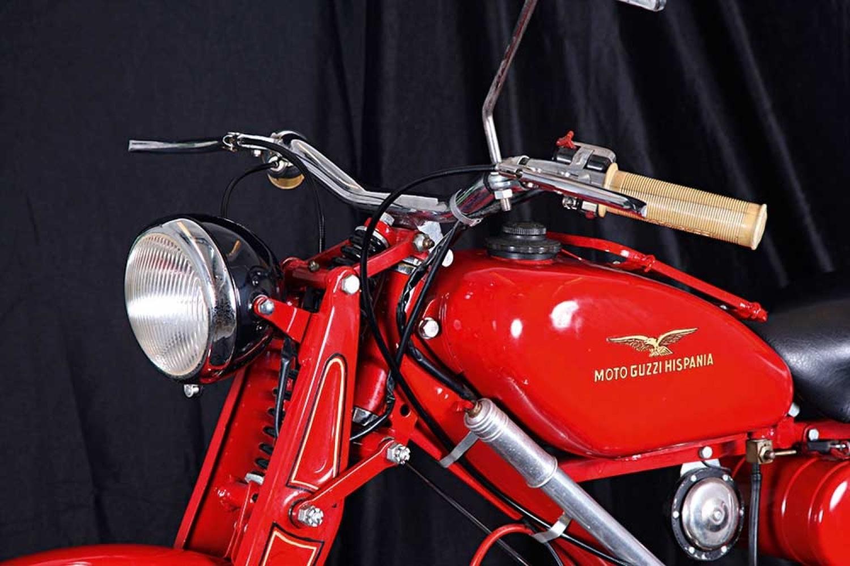 moto guzzi hispania 65 motos cl sicas. Black Bedroom Furniture Sets. Home Design Ideas