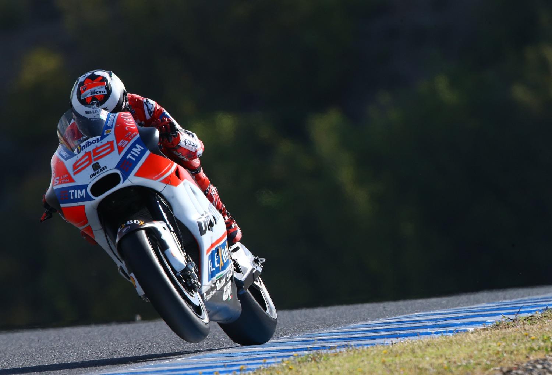 Cronometrados MotoGP España 2017
