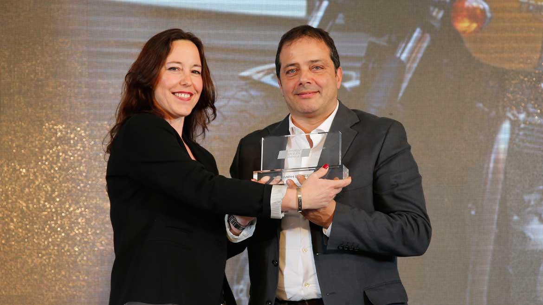 Entrega de premios La Moto del Año 2017