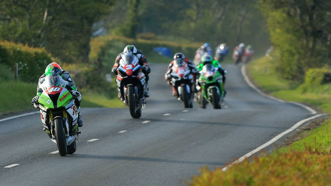 North West 200, evening races 2017