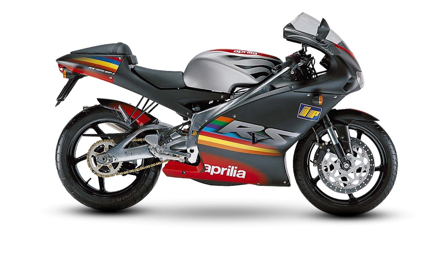 Galería 10 grandes motos 125cc 2T