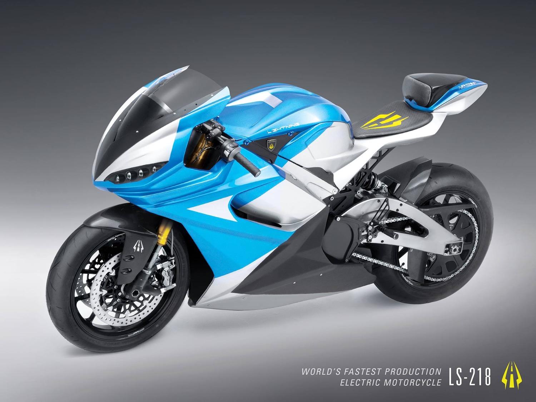 seis motos elctricas para querer energa limpia