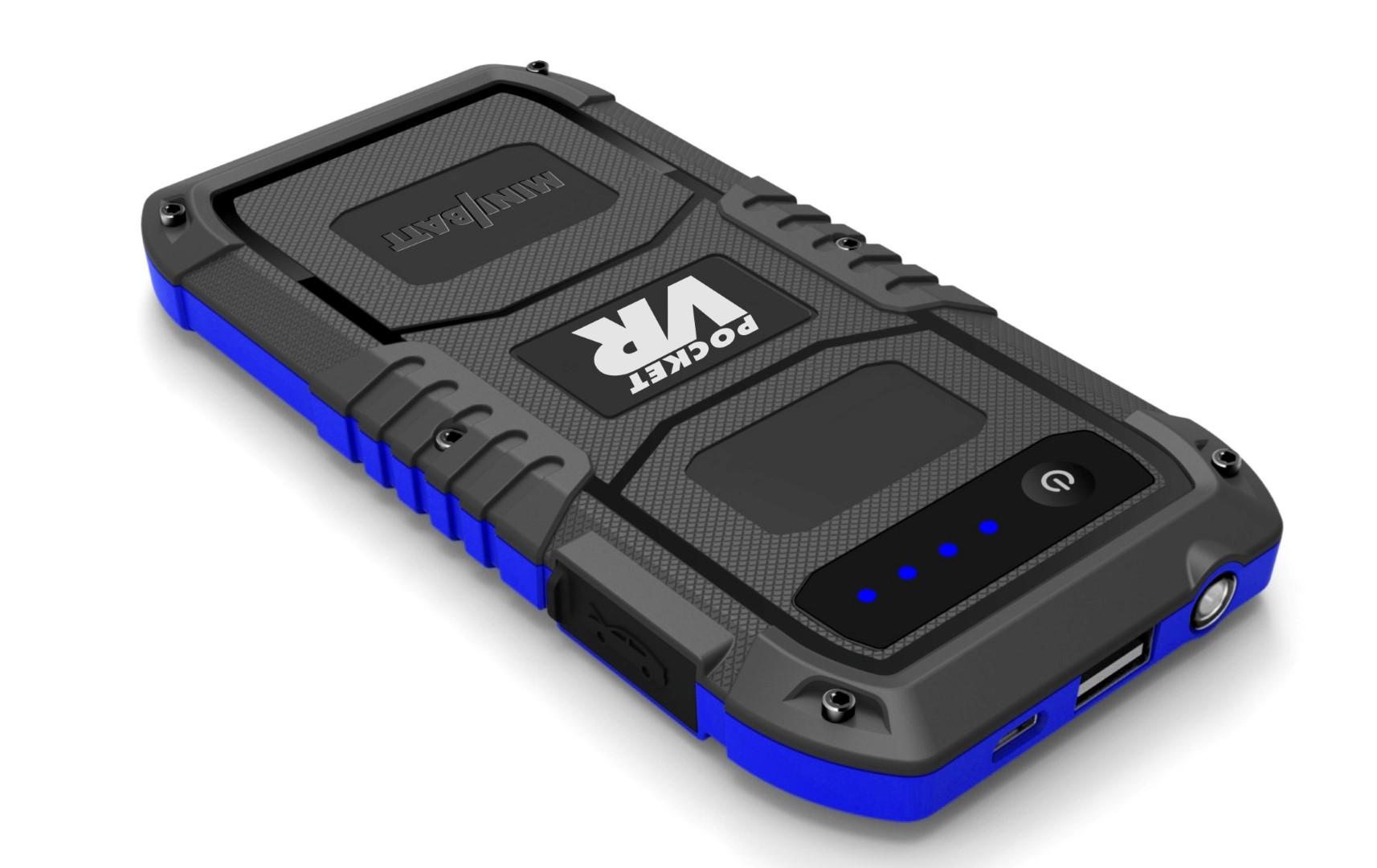 Minibatt Pocket VR, fotos