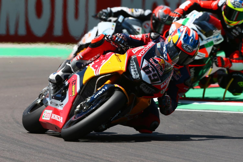 Nicky Hayden Red Bull Honda 2017
