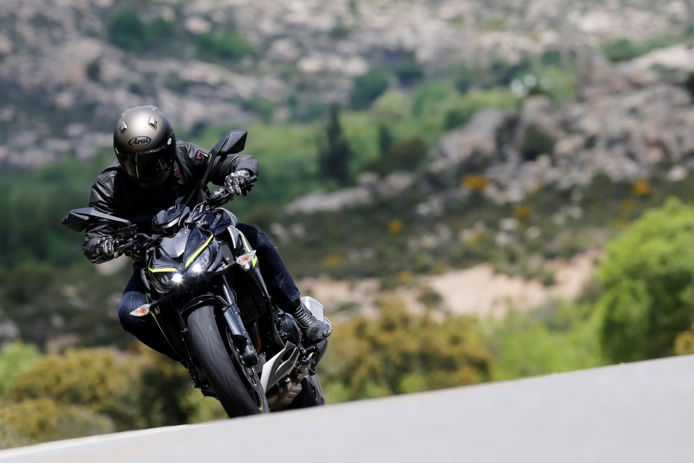 Kawasaki Z1000 R Edition 2017, fotos