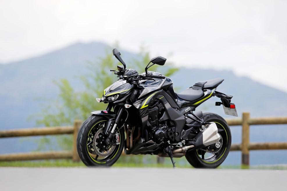 Kawasaki Z1000 Ficha Tecnica Idea De Imagen De Motocicleta