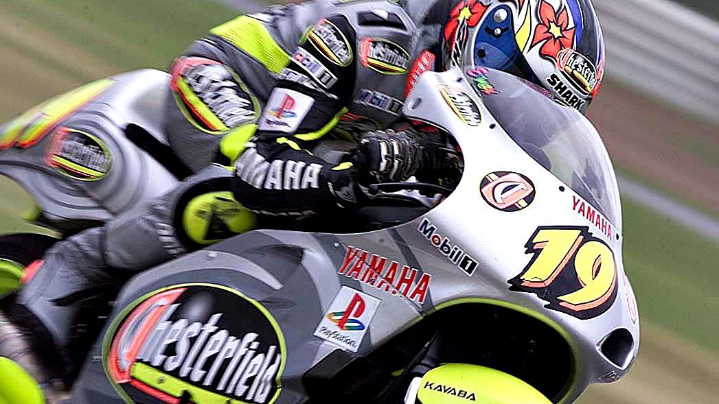 La publicidad de tabaco en el motociclismo