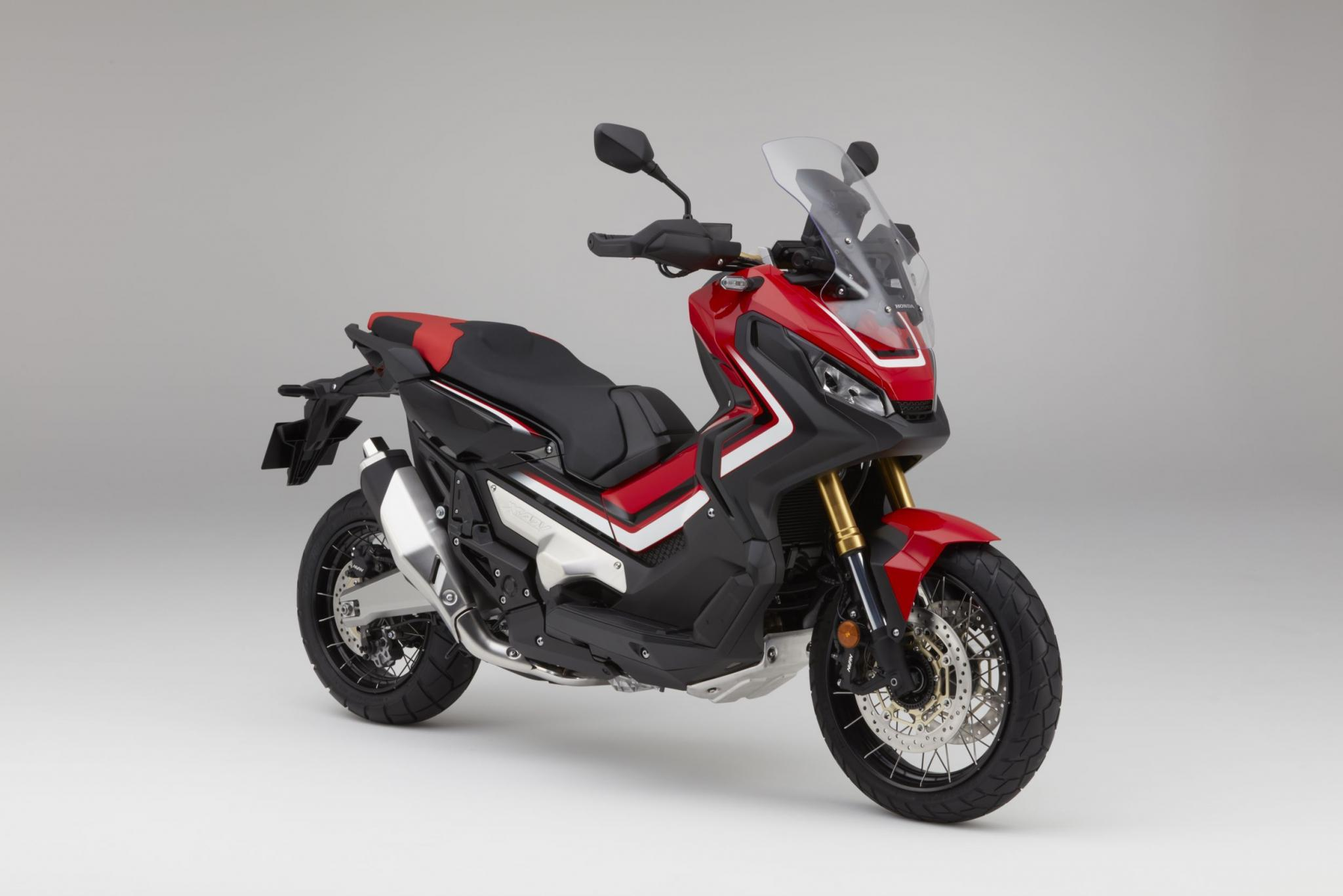Honda X-ADV, fotos del análisis técnico