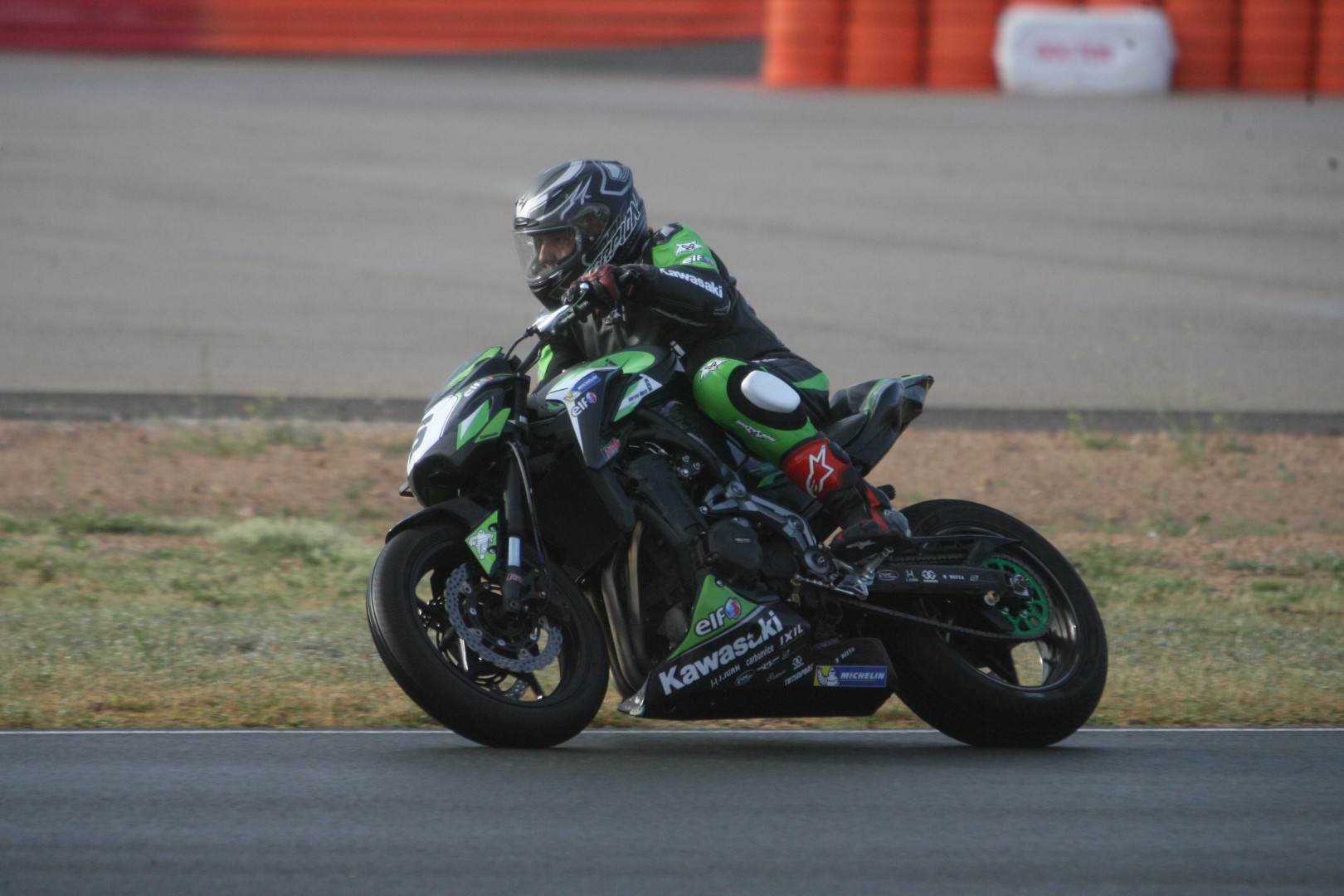 European Kawasaki Z Cup (Albacete). Fotos