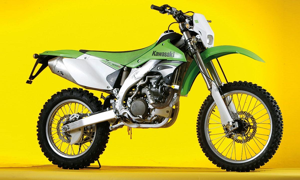 Kawasaki KLX 450 2010