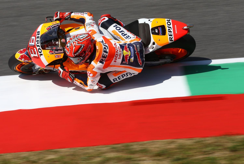 MotoGP Italia 2017, entrenamientos libres