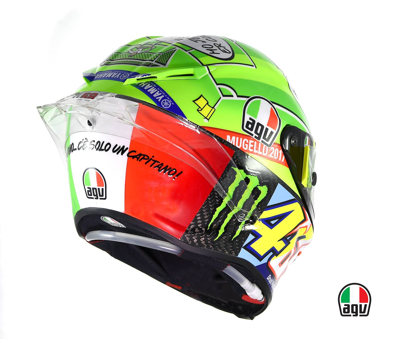 AGV Valentino Rossi Mugello 2017