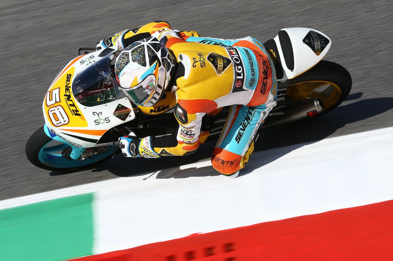 Moto3 Italia 2017 Entrenamientos cronometrados