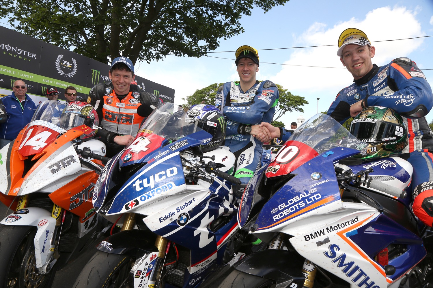 Superstock Tourist Trophy 2017