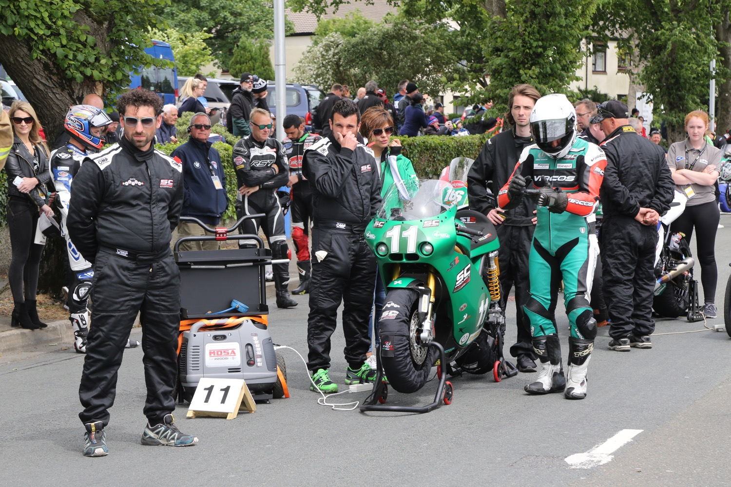 Supertwin Tourist Trophy 2017