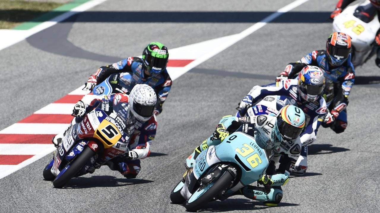 Las 10 mejores fotos del GP de Cataluña 2017
