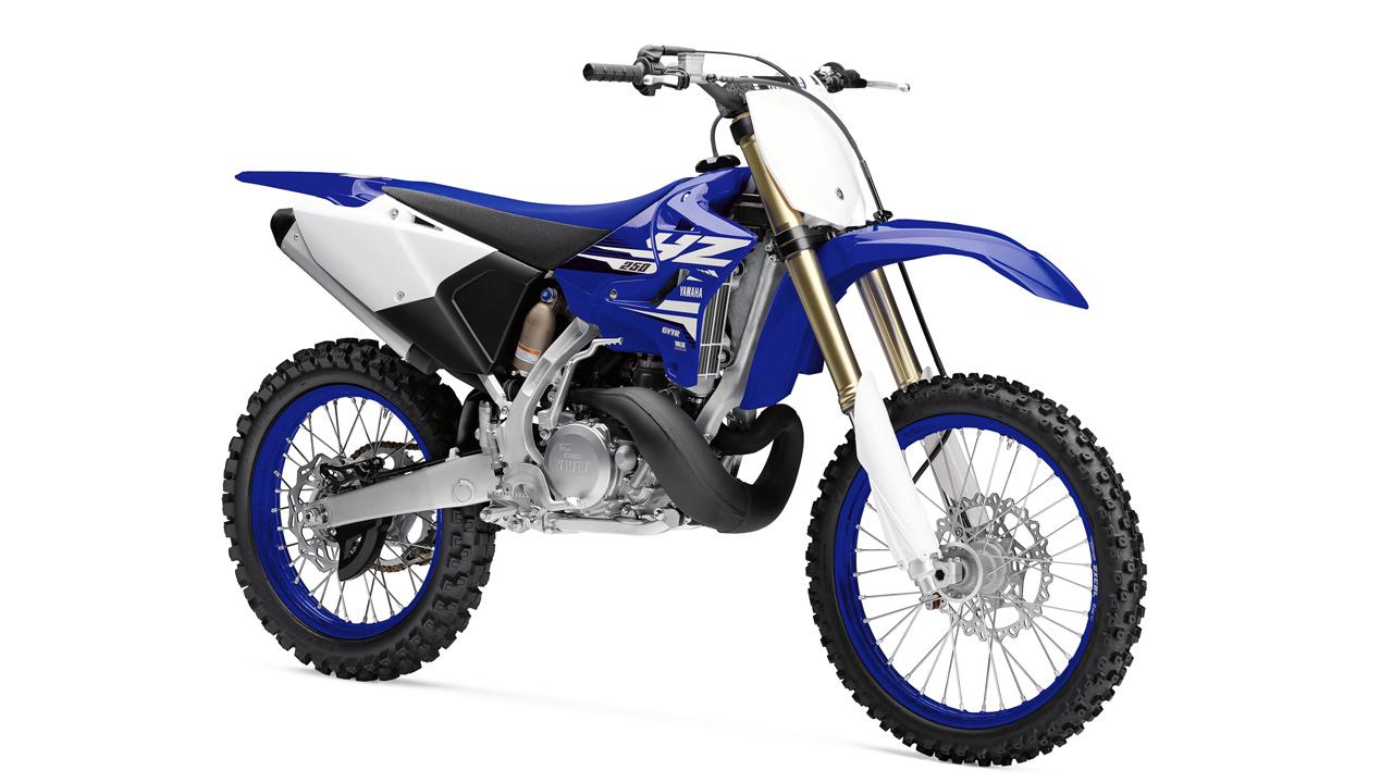 Fotos Yamaha YZF 450 2018 novedades