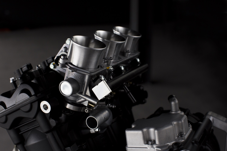 Motor Triumph para Moto2