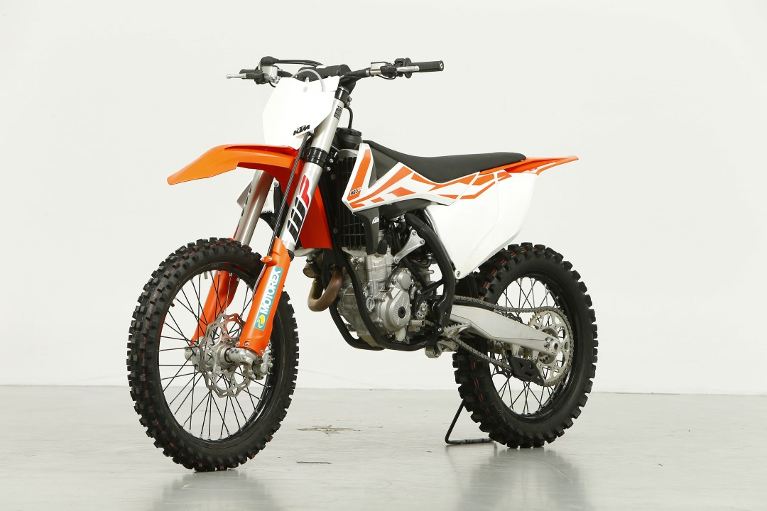 Comparativa KTM: 150 SX vs 350 SXF