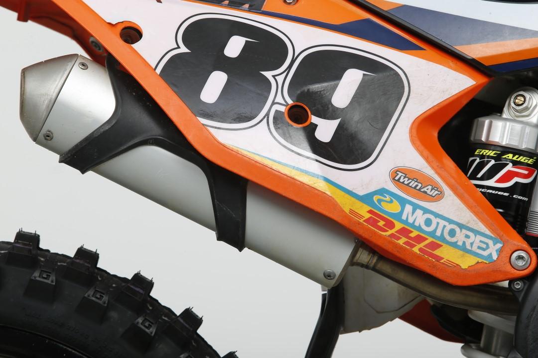 Comparativa KTM: 150 SX vs 350 SXF