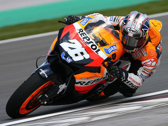 Rossi, Edwards, Pedrosa
