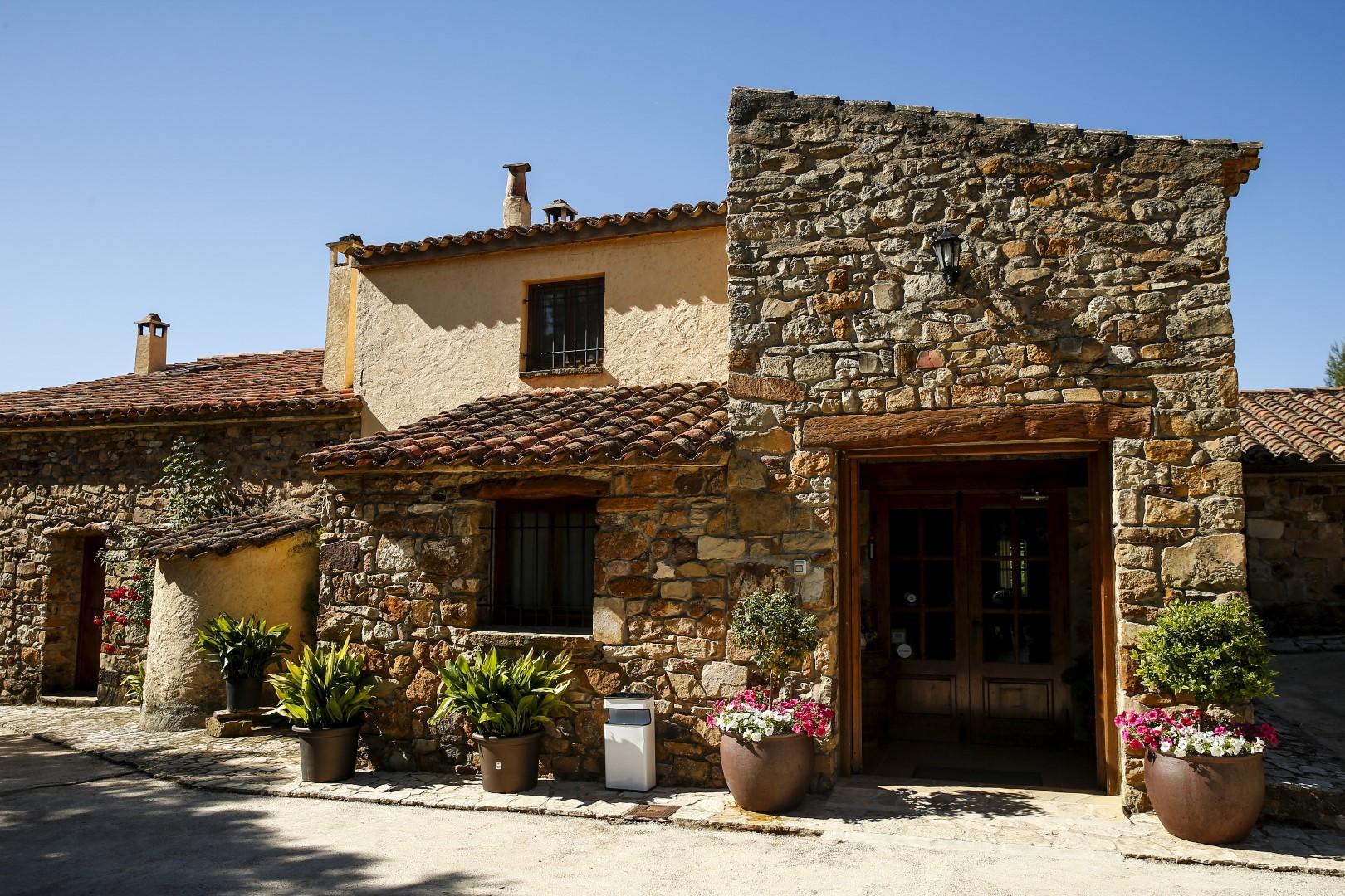 Hotel Ruralka: El Mangranar.