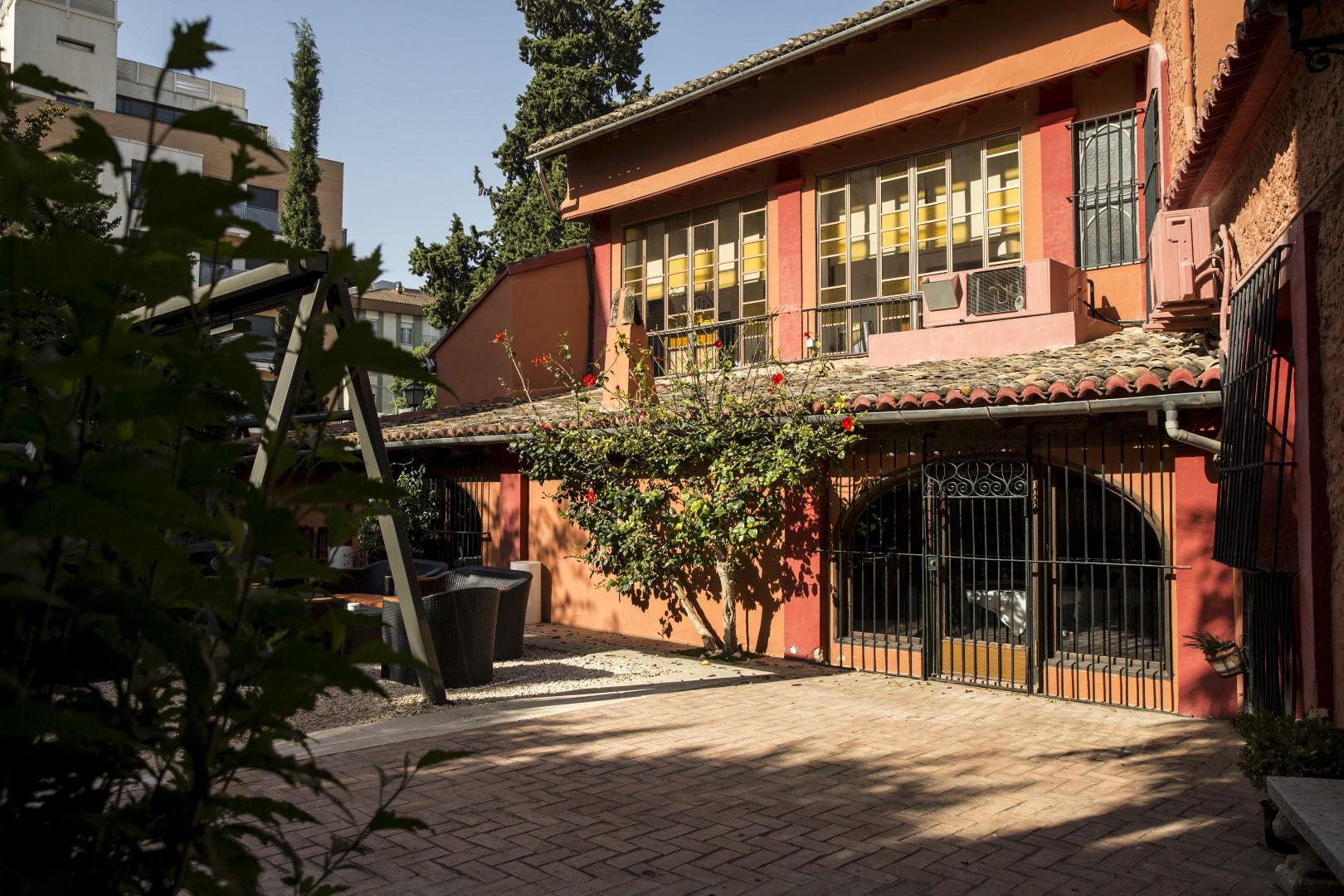 Ruralka on Road: Hotel del Árbol.