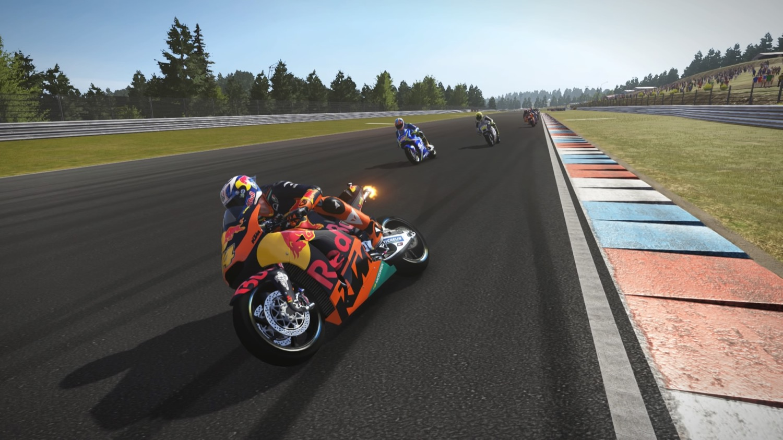 MotoGP17 Análisis