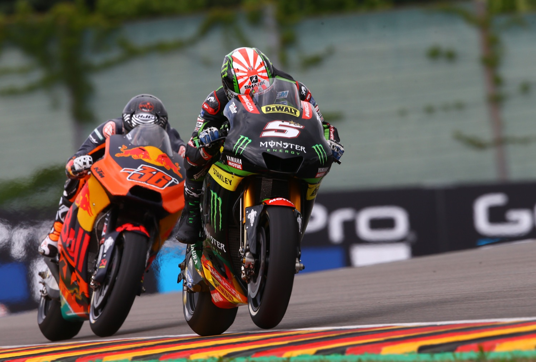 MotoGP Alemania 2017 libres