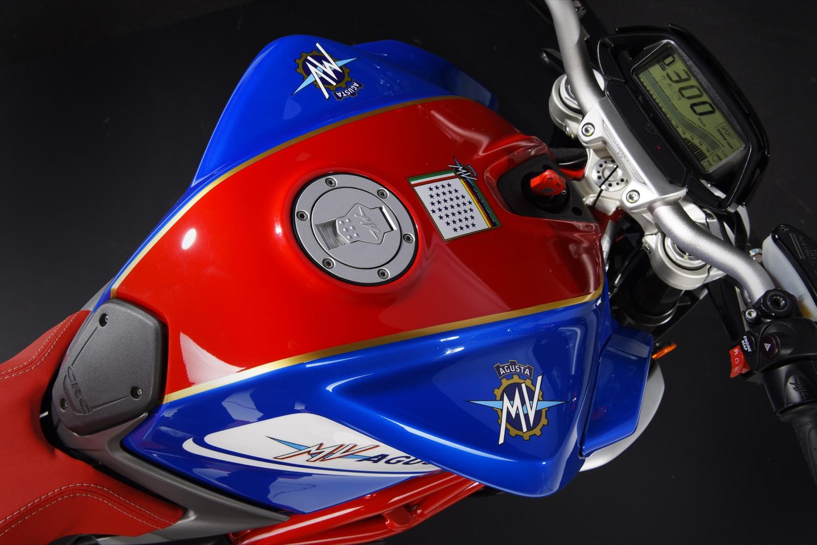 MV Agusta Brutale America