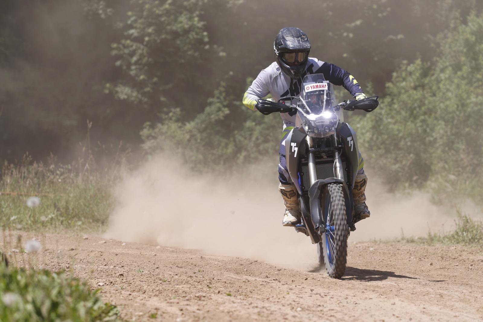 Galería Yamaha XT700Z Ténéré