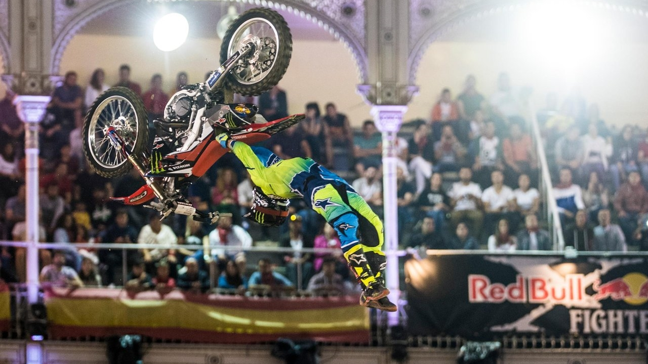 Red Bull X-Fighters Madrid 2017
