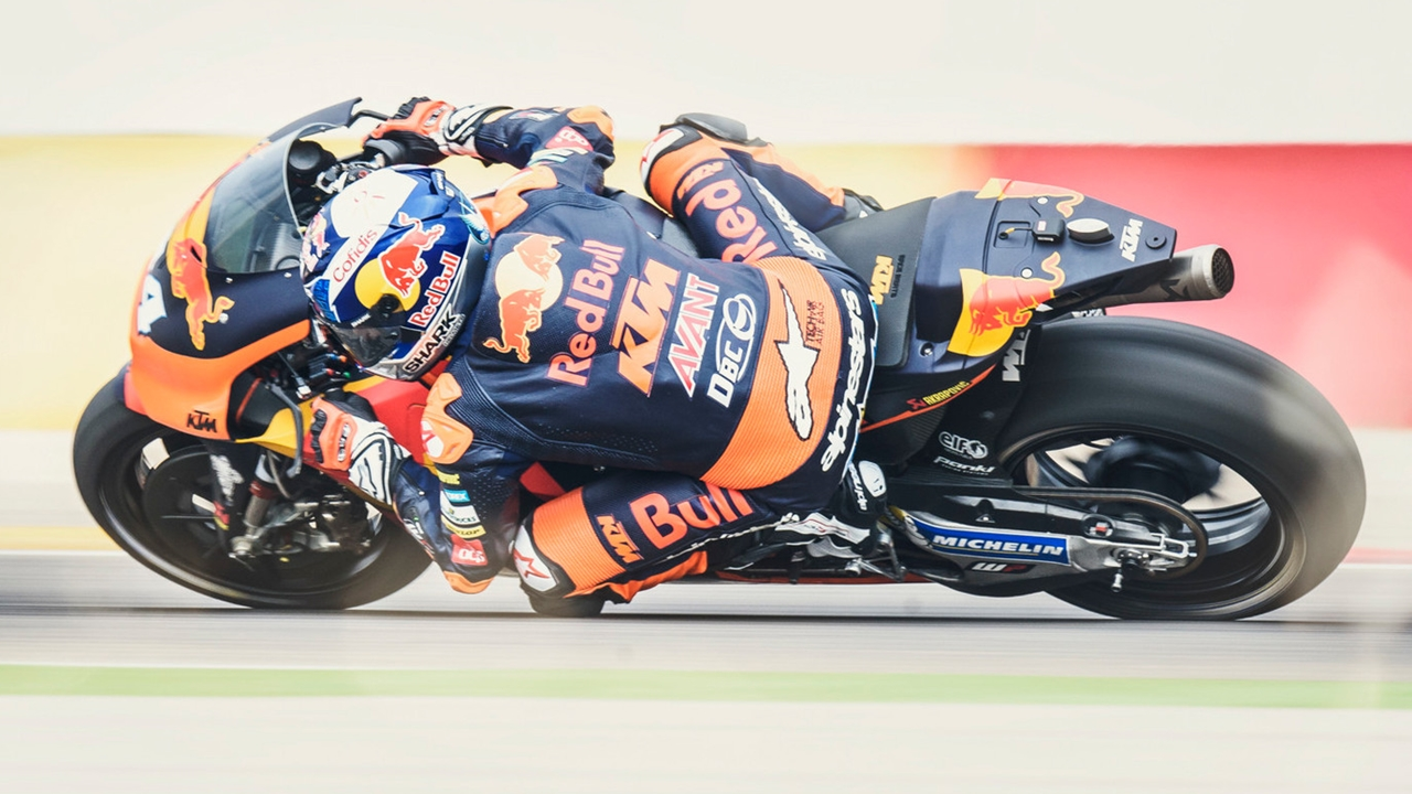 El estreno de Miguel Oliveira con la MotoGP