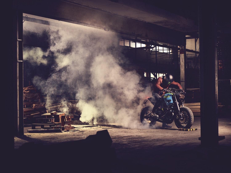 Yamaha XSR700 OTOKOMAE by Ad Hoc