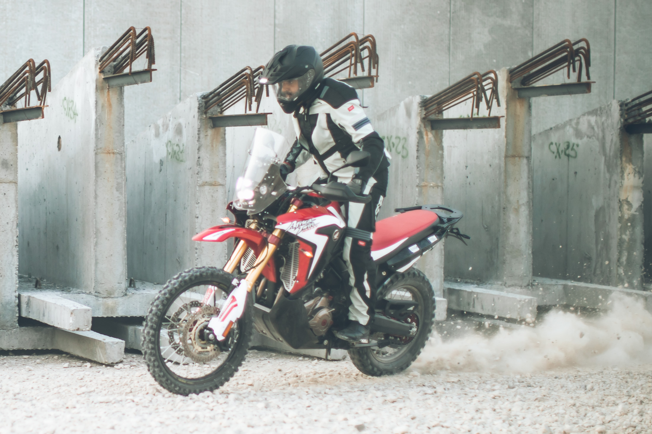 Honda Africa Twin Rally