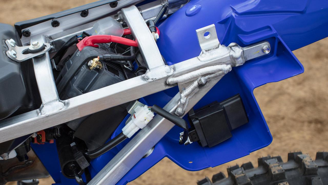 Fotos Yamaha YZF 450 2018 prueba, ficha técnica y primeras impresiones