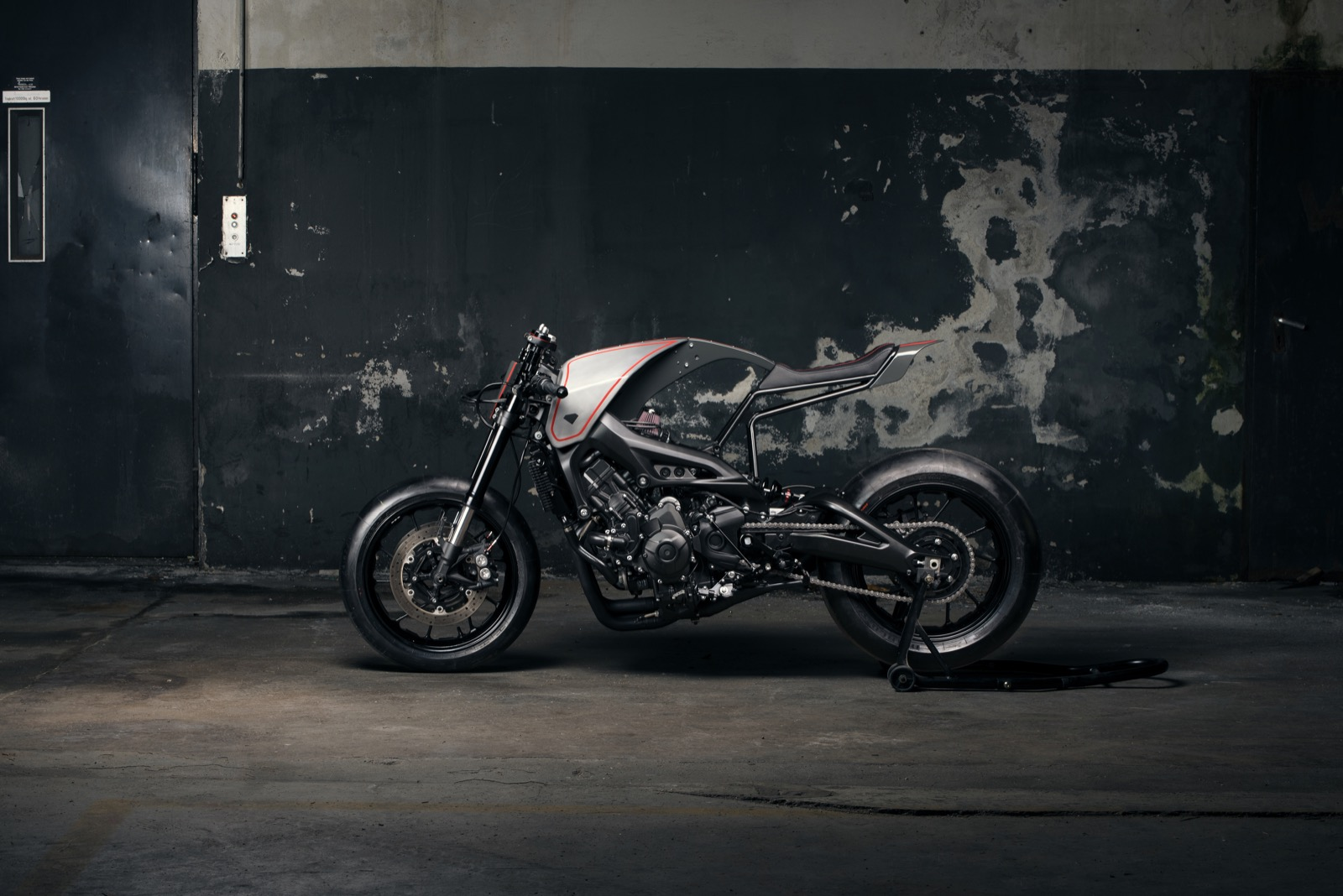 Yamaha XSR900 by Diamond Atelier